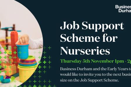 Job Support Scheme for Nurseries