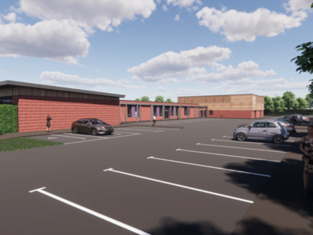 Award-winning Durham architect appointed to specialist academy project in Middlesbrough