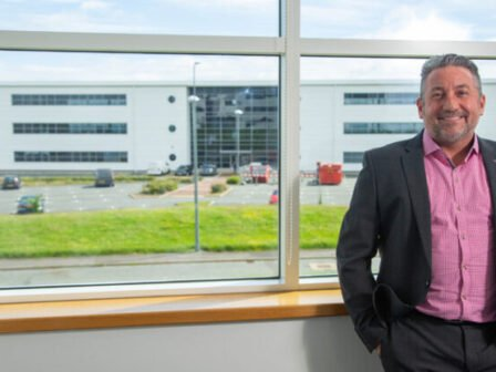 GAS named in the prestigious North East Fast 50