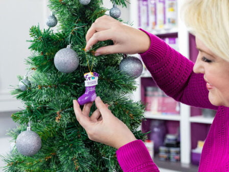Crafter's Companion launches charity Christmas decoration to support foundation