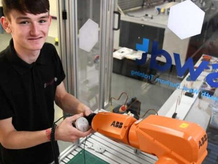 New apprenticeship starts up nearly a third at Aycliffe training provider