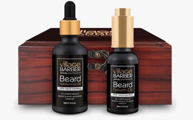 Village Barber Targets International Growth