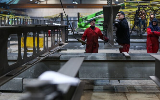 County Durham steel firm solidifies growth with seven new contracts