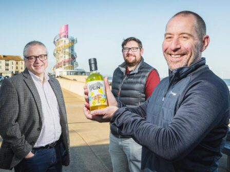 LemonTop Gin: North-East trio's recipe for success