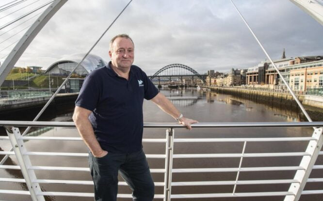 County Durham captain sets course for new horizons with marine firm