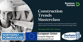 Construction Trends Masterclass
