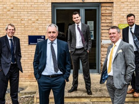County Durham surveyors Ashley Smith snapped up by Leeds based Carter Towler