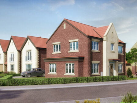 Aycliffe based housebuilder pushes ahead with ambitious expansion strategy