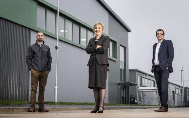 CoreHaus creates new manufacturing site at Jade Business Park