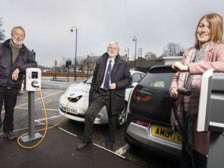 Durham County Council Installs Charging Points Across County To Ease Life For EV Owners