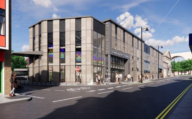 New Durham City bus station plans get £3.6m funding boost