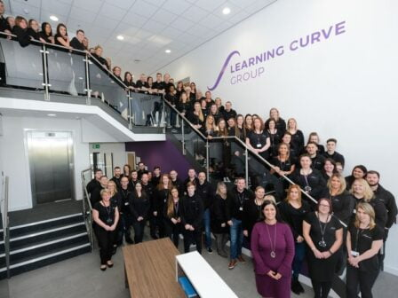 Training group Learning Curve acquires Merseyside company as growth strategy continues