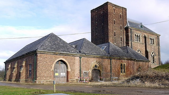 Wedding venue plans for Victorian pumphouse approved