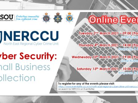 NERCCU Cyber Security: Small Business Guide 2021