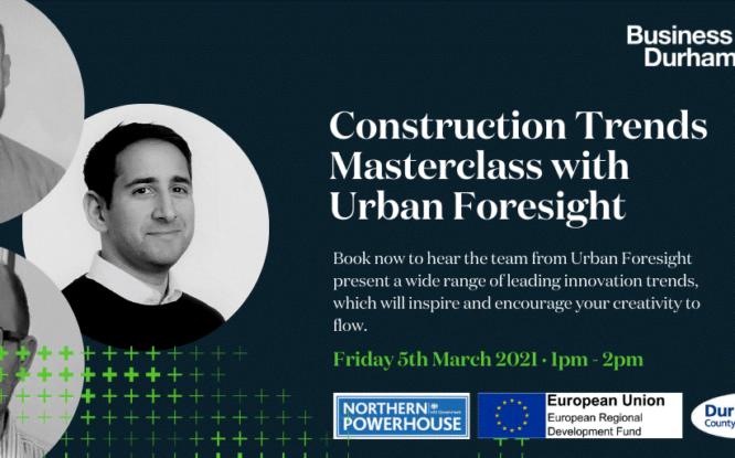 Urban Foresight – Trends Masterclass