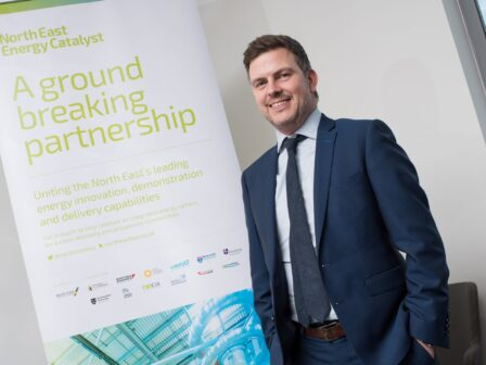 SMEs in the North East could receive up to £40,000 of funding to help develop new ways of using materials within the energy sector.