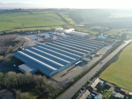 Once ailing industrial estate now full of tenants