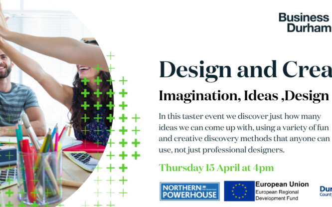 Design and Create – Imagination, Ideas – Design!