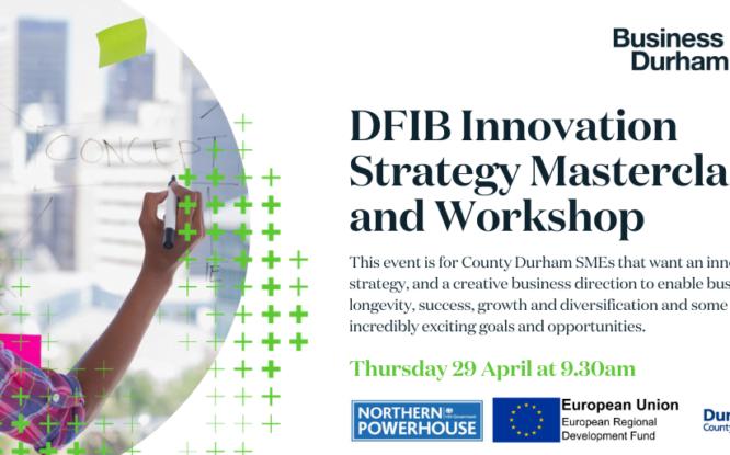 DFIB Innovation Strategy Masterclass and Workshop