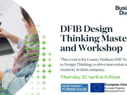 DFIB Design Thinking Masterclass and Workshop