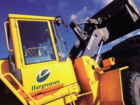 Shares jump at County Durham's Hargreaves Services amid improved trading