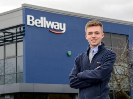 County Durham trainee wins top national award for Bellway