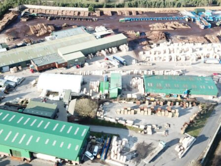 Durham timber company set for growth following acquisition by UK's largest sawmill