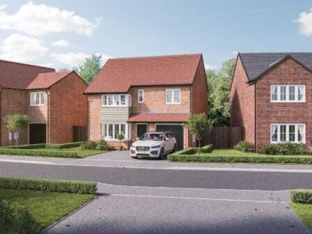 Plans revealed for 400 homes at new Durham neighbourhood development