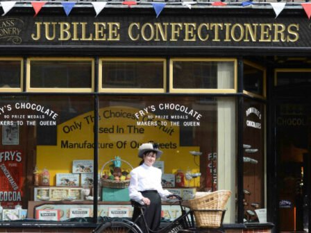 Sweet success as Beamish Museum expands into confectionery wholesale