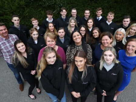 County Durham based Learning Curve opens new academy