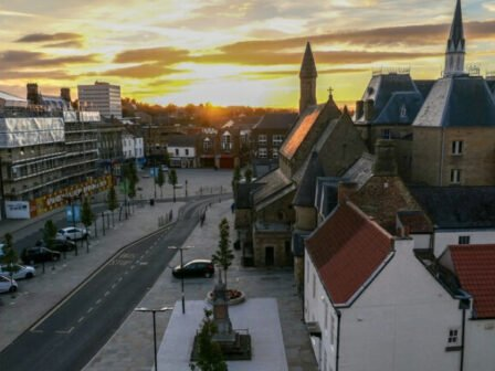 Economic boost for Bishop Auckland following £33m heritage investment