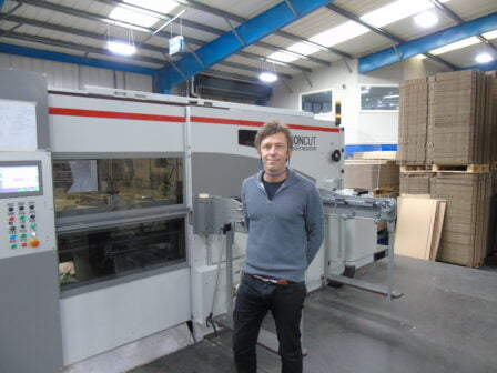 County Durham packaging manufacturer secures investment towards an ambitious expansion project